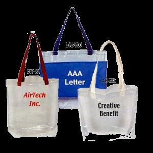Clear Vinyl Bags
